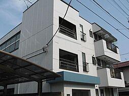 蓮見第3マンション[1階]の外観