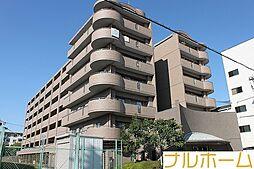 大阪府大阪市平野区長吉出戸1丁目の賃貸マンションの外観