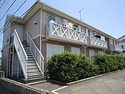JH ミストラル湘南B [駐車場1台付][101号室]の外観