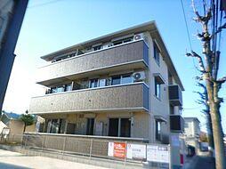 岡山県岡山市中区藤原光町1丁目の賃貸アパートの外観