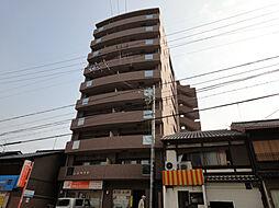 滋賀県大津市御幸町の賃貸マンションの外観