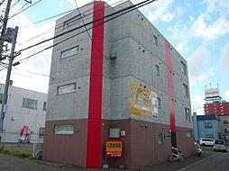 北海道札幌市豊平区豊平三条13丁目の賃貸マンションの外観