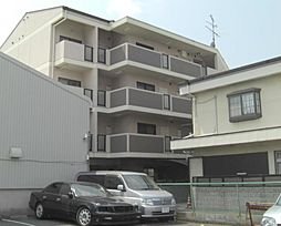 シャルマン錦[2階]の外観