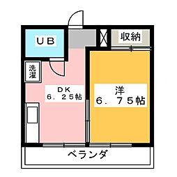 M.O[1階]の間取り