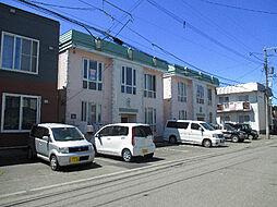 札幌市営東豊線 新道東駅 徒歩9分の賃貸アパート