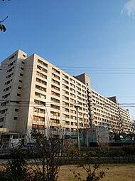 千鳥橋団地2号棟[2階]の外観