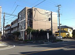 埼玉県川口市前川町3丁目の賃貸マンションの外観