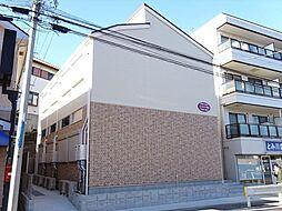 神奈川県横浜市港南区下永谷4丁目の賃貸アパートの外観
