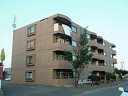 北海道札幌市北区太平二条3丁目の賃貸マンションの外観