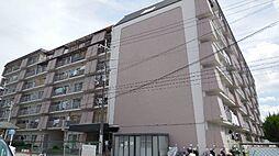 西京極ガーデンハイツ[6階]の外観