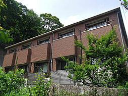 神奈川県横浜市金沢区谷津町の賃貸アパートの外観