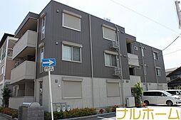 大阪府大阪市平野区背戸口1丁目の賃貸アパートの外観