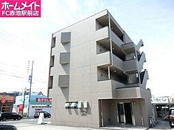 愛知県名古屋市緑区神の倉4丁目の賃貸マンションの外観