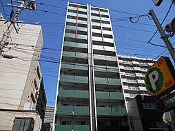 クリスタルグランツ北堀江[9階]の外観