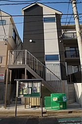神奈川県横浜市中区英町の賃貸アパートの外観