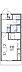 間取り,1K,面積23.18m2,賃料3.8万円,JR東海道・山陽本線 姫路駅 バス18分 飾西高校前下車 徒歩7分,,兵庫県姫路市実法寺333-1