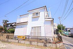 [テラスハウス] 千葉県松戸市殿平賀 の賃貸【/】の外観