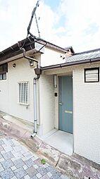福山アパート[1階]の外観