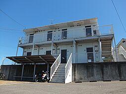 サンシーハウス[2階]の外観