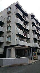 兵庫県尼崎市武庫之荘西2丁目の賃貸マンションの外観