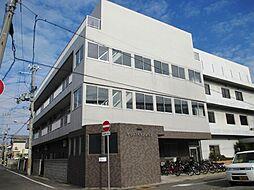 兵庫県尼崎市道意町3丁目の賃貸マンションの外観