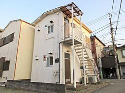 上野町アパート[2階]の外観