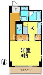 cell[8階]の間取り
