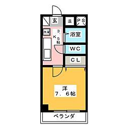 中村公園駅 3.8万円