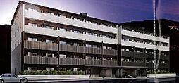 京都府京都市中京区壬生西桧町の賃貸マンションの外観