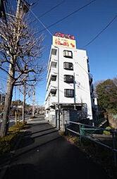 東京都町田市小野路町の賃貸マンションの外観
