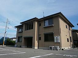 和歌山県有田市新堂の賃貸アパートの外観