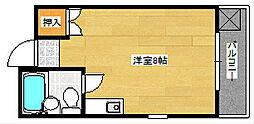 立川ビル[4階]の間取り