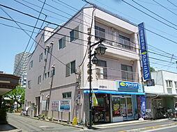 東京都府中市宮西町4丁目の賃貸マンションの外観