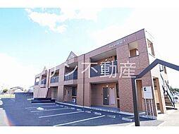 ハピネスA神川町八日市[1階]の外観