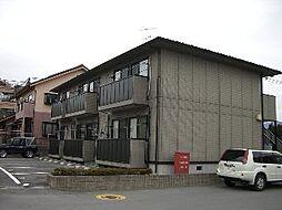 グリーンパークC[1階]の外観