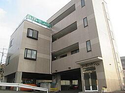 大阪府四條畷市岡山東3丁目の賃貸マンションの外観