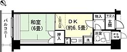 和室6畳 DK約6.5畳