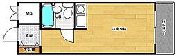 CASA320[5階]の間取り
