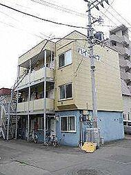 北海道札幌市北区北七条西7丁目の賃貸アパートの外観
