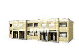 仮)大治町長牧新築アパート[2階]の外観