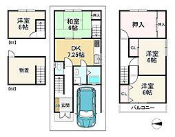 北大路駅 1,380万円