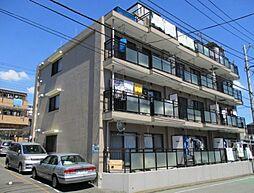 ジンマンション[2階]の外観