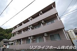 徳島県徳島市二軒屋町2丁目の賃貸マンションの外観