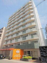 大阪府大阪市中央区今橋1丁目の賃貸マンションの外観