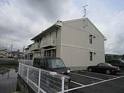大阪府高槻市浦堂2丁目の賃貸アパートの外観
