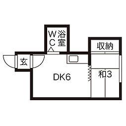 環状通東駅 2.0万円