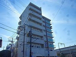 ブリリアントコート西田辺[8階]の外観