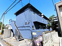 ハイツ南甲子園[102号室]の外観