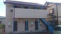 富田ハイツ[2階]の外観