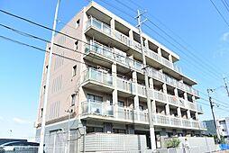 京都府京都市山科区小山姫子町の賃貸マンションの外観